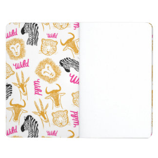 Wild Pattern Notebook