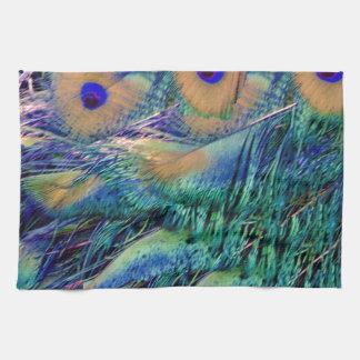 Wild Peafowl Towels