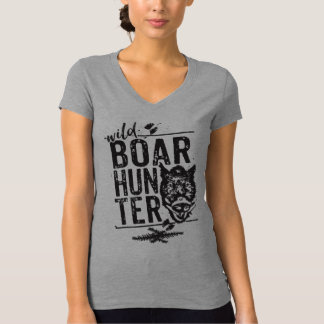 Wild pig hunter - game Boar Hunter T-Shirt