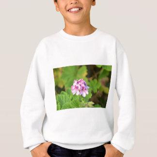 Wild Pink Geranium. Sweatshirt