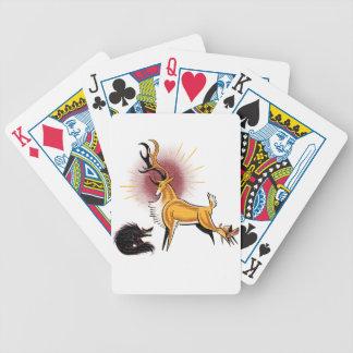 wild poker deck