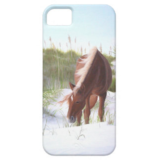 Wild Pony Barely There iPhone 5 Case