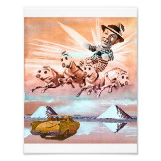 Wild Ride (Print) Photo Art