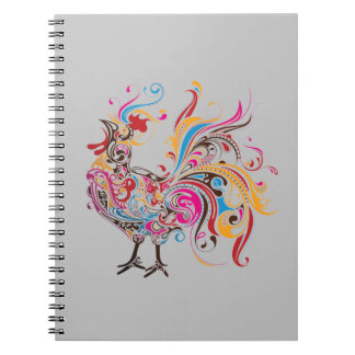 Wild Rooster Note Books