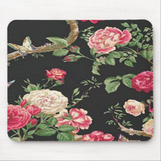 Wild Rose Mouse Pad