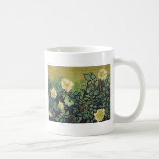 Wild Roses, 1890, Vincent van Gogh Mugs