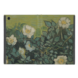 Wild Roses by Vincent van Gogh, Vintage Garden Art Case For iPad Mini