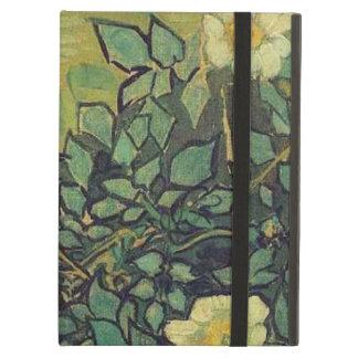 Wild Roses,  Vincent van Gogh. iPad Folio Case