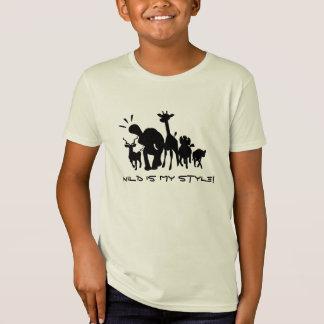 Wild Safari Animals T-Shirt