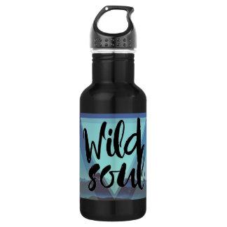 Wild Soul Mountain Water Bottle