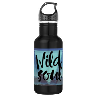 Wild Soul Mountain Water Bottle 532 Ml Water Bottle