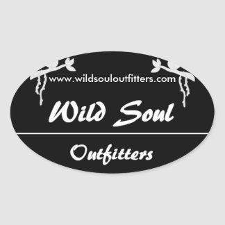 Wild Soul Outfitters Logo Sticker