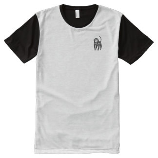 Wild Soul Outfitters Men's Monkey Panel Tee