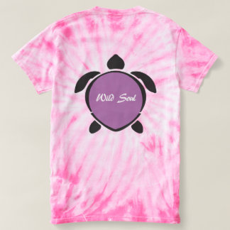 Wild Soul Outfitters Turtle Tie Dye Shirt