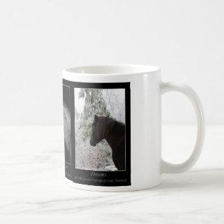 Wild Spanish Mustangs of Caney Mountain Coffee Mugs