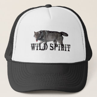 Wild Spirit 2 Trucker Hat