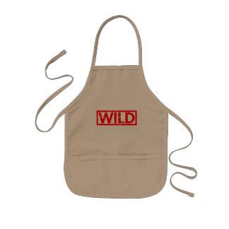 Wild Stamp Kids Apron