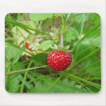 Wild Strawberry 1 Mouse Mats