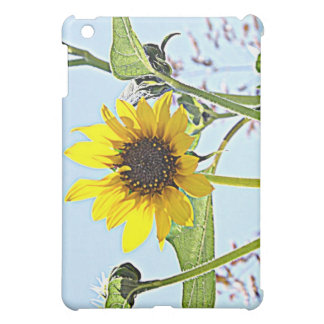Wild Sunflowers iPad Mini Covers