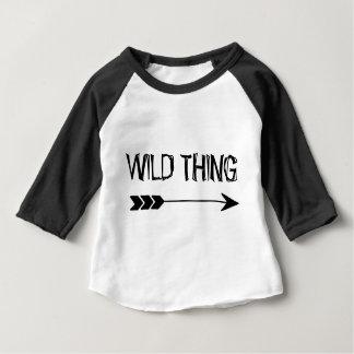 Wild Thing toddler shirt