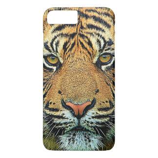 Wild Tiger Graphic Design iPhone 7 Plus Case
