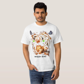 Wild Tiger in You T-Shirt