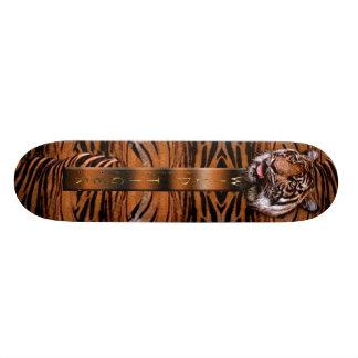 WILD TIGER! Skateboard