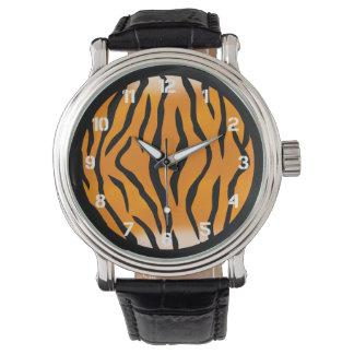 Wild Tiger Stripes Watch