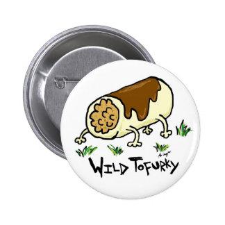 Wild Tofurky Button