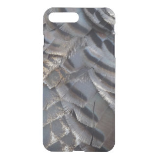 Wild Turkey Feathers II Abstract Nature Design iPhone 8 Plus/7 Plus Case