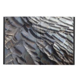 Wild Turkey Feathers II Abstract Nature Design Powis iPad Air 2 Case