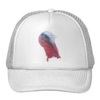 Wild Turkey Head Hats
