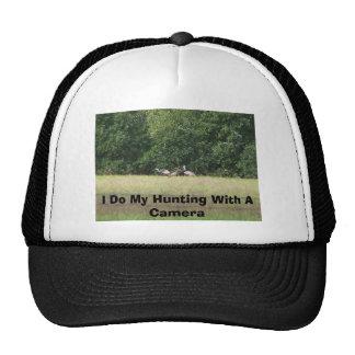 Wild Turkeys, I Do My Hunting With... Mesh Hats