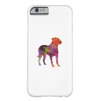 Wild Uruguayan in watercolor Barely There iPhone 6 Case