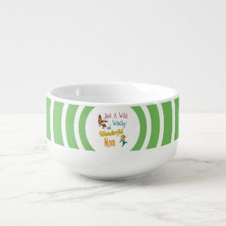 Wild Wacky Wonderful Mom Gifts Soup Mug