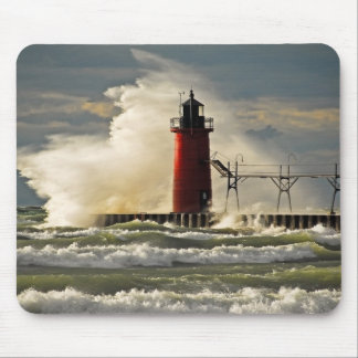 Wild Wave Mouse Pad