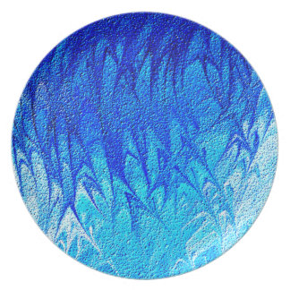Wild Waves Plate