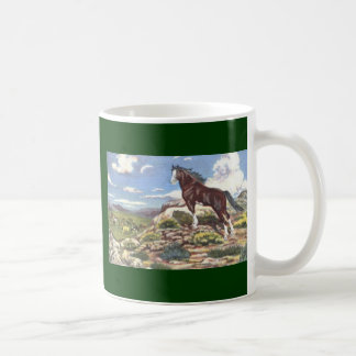 wild west 4 coffee mug