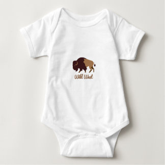 Wild West Baby Bodysuit