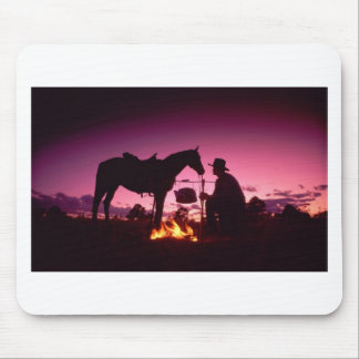 Wild West Camping Mousepads