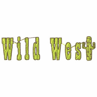 Wild West Embroidered Shirt