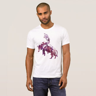 Wild west man's T-shirt