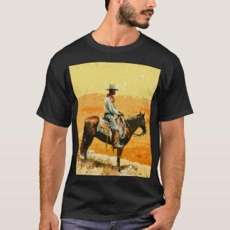 Wild West Pop Art T-shirt