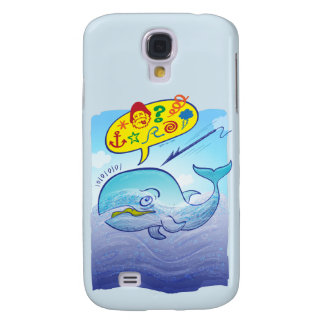 Wild whale saying bad words while fleeing harpoon samsung galaxy s4 cases