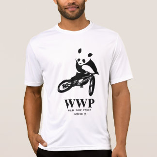 Wild Whip Panda T-Shirt