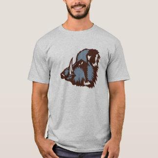 wild wild boar logo T-Shirt