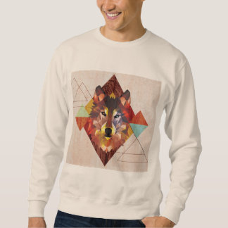 wild wolf sweatshirt