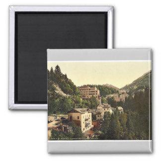 Wildbad Gastein (i.e., Bad Gastein) and Kaiser Pro Magnet