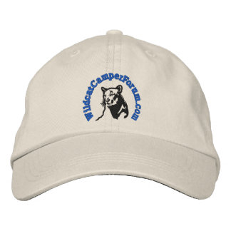 Wildcat blue logo hat