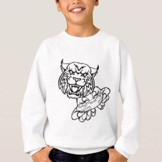 Wildcat Gamer Mascot Sweatshirt